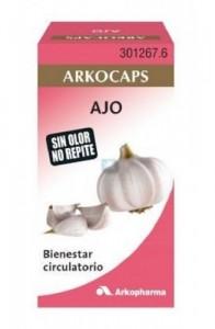 AJO ARKOPHARMA 50 CAPS