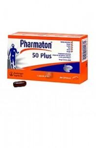 PHARMATON 50 30 CAPS