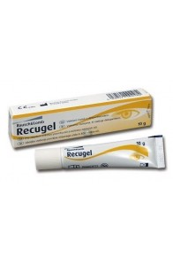 RECUGEL GEL OFTAL 10 G