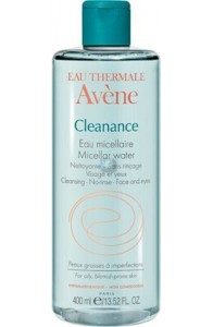 AVENE CLEANANCE AGUA LIMP400ML