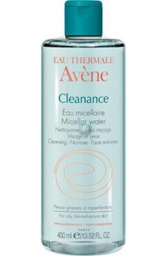 AVENE CLEANANCE AGUA LIMP400ML
