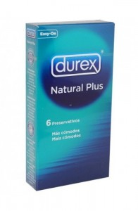 PROFIL DUREX NAT PLUS EASY ON6