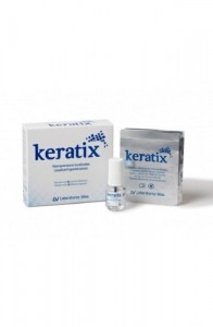 KERATIX SOLUCION + PARCHES ADH 3 G + 36 PARCHES +PINCEL