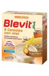 BLEVIT PLUS SUPFIBR 8CER M 600