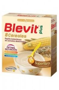 BLEVIT PLUS SUPERFIBR 8 CER 600 G