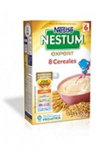 NESTUM 8 CEREALES 600