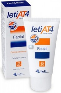 LETI AT-4 CR FAC SPF 20 50 ML