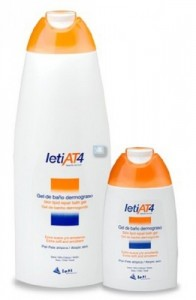 LETI AT-4 GEL DERMOGRASO 750