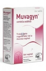 MUVAGYN CENTELLA GEL 8 AP 5ML