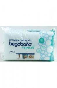 BEGOBAÑO ESPONJAS ENJAB PLUS30