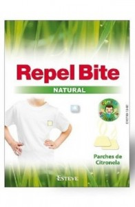REPEL BITE NATU CITRON 24PARCH