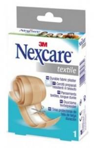 NEXCARE TEXTIL P/CORTAR 1M X 6CM