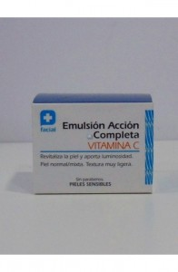 FC EMULSION COMPLETA VIT C 50ML