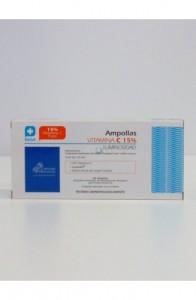 FC AMPOLLAS DIA Y NOCHE PROTEOGLICANOS + VIT C 15% 15+15 AMP