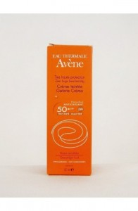 AVENE SOL CR F50 COLOR 50ML