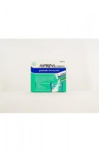 ASPIRINA COMPLEX 10 SOBRES GRANULADO EFERVESCENTE