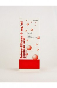 ENTERO SILICONA 9 MG/ML EMULSION ORAL 250 ML