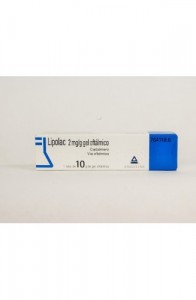 LIPOLASIC 2 MG/G GEL OFTALMICO 1 TUBO 10 G