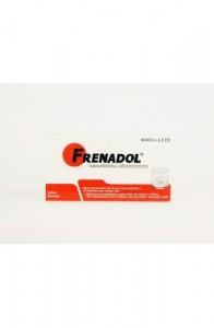 FRENADOL 10 COMPRIMIDOS EFERVESCENTES