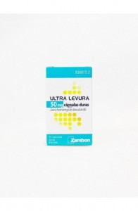 ULTRA-LEVURA 50 MG 50 CAPSULAS