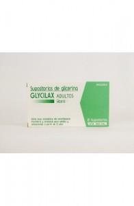 GLYCILAX ADULTOS 3,31 g 12 SUPOSITORIOS