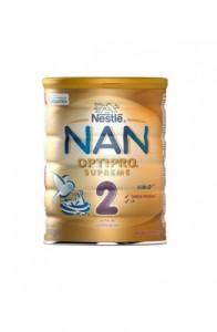 NAN 2 OPTIPRO SUPREME 800 G